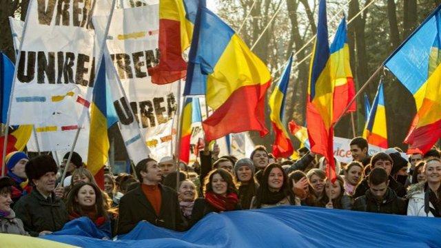 Десять молдавських сіл підписали декларацію про «об'єднання з Румунією»