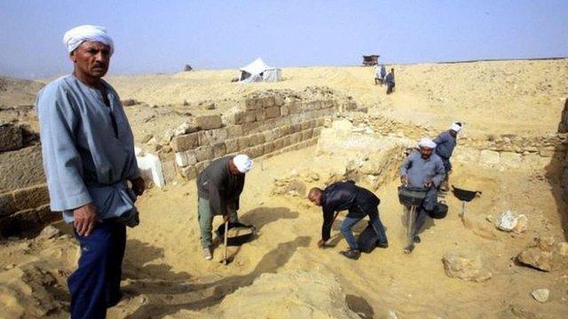 У Єгипті знайшли унікальну гробницю жриці віком 4,4 тис. років