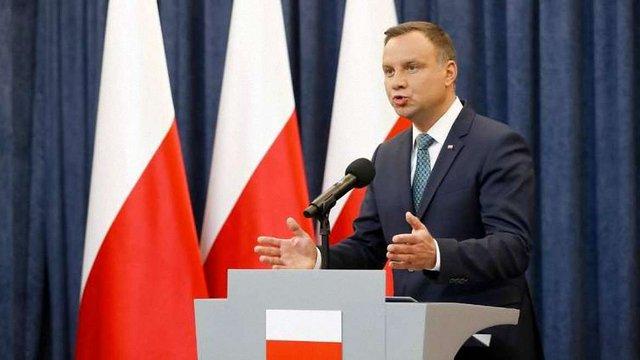 Президент Польщі пообіцяв підписати закон про заборону «пропаганди бандеризму»