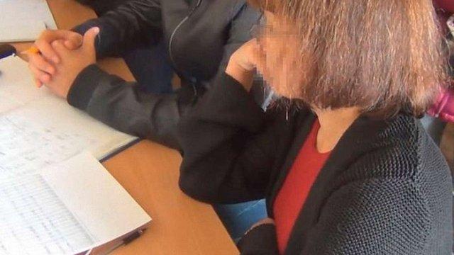 Завербовану спецслужбами РФ військову Нацгвардії засудили до 4-х років тюрми