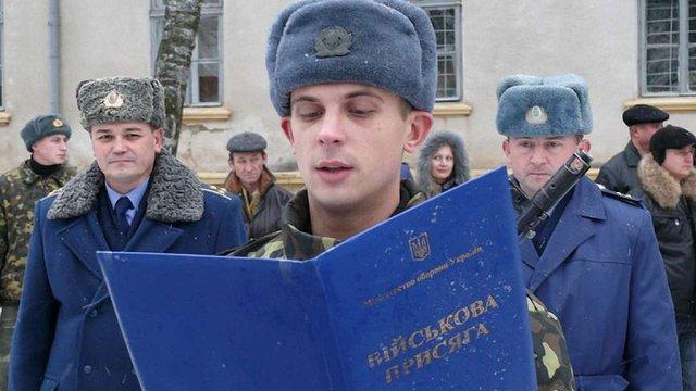 Уряд запропонував замінити військове вітання «Бажаємо здоров'я» на «Слава Україні»