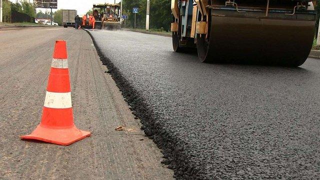 Завдяки «митному експерименту» у Львівській області відремонтували 470 км доріг