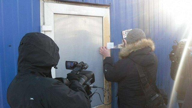 На Грибовицькому сміттєзвалищі припинили незаконне викачування гудронів