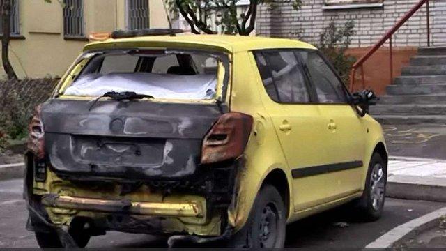 Львів'янин отримав іспитовий термін за підпал двох автомобілів
