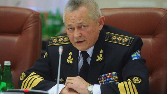 У лютому 2014 року начальник Генштабу в Криму схиляв військових до зради