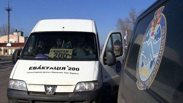 Військові передали бойовикам на Донбасі тіла двох вихідців з РФ