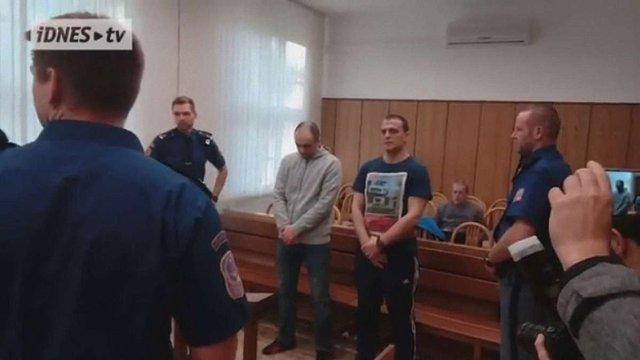 У Чехії трьох українців звинувачують у пограбуванні та вбивстві