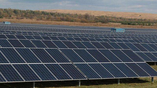 На Львівщині планують будівництво сонячних електростанцій на 50 га