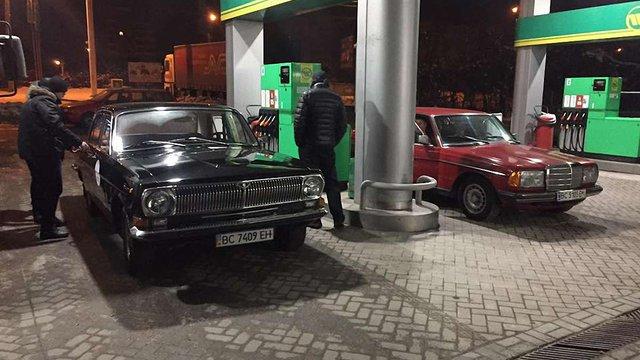 П'ятеро львів'ян візьмуть участь в зимовому ретро-ралі в Естонії
