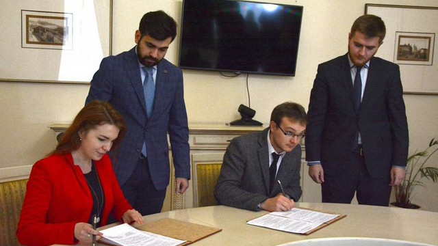 Сайт Львівської міської ради адаптують для незрячих