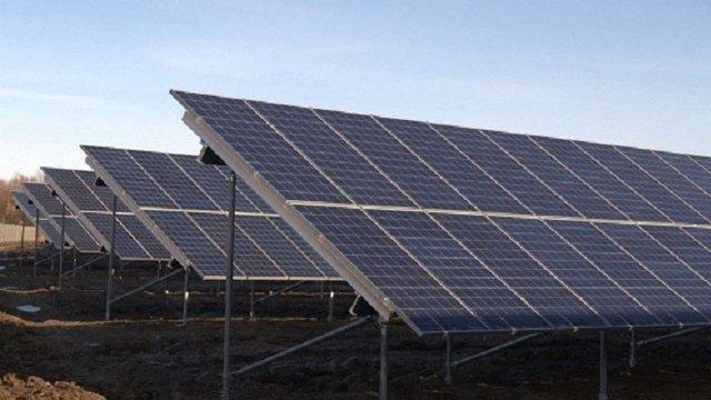 На Львівщині збудують найпотужнішу сонячну електростанцію