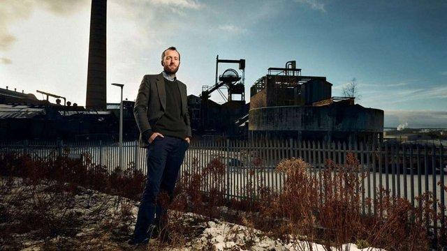 Британський стартап використовує закинуті шахти для зберігання енергії