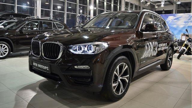 Абсолютно новий BMW X3. Місія здійсненна