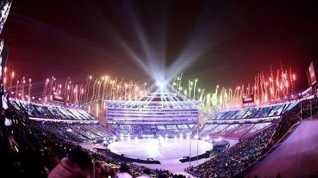 Відкрилися Зимові Олімпійські ігри-2018