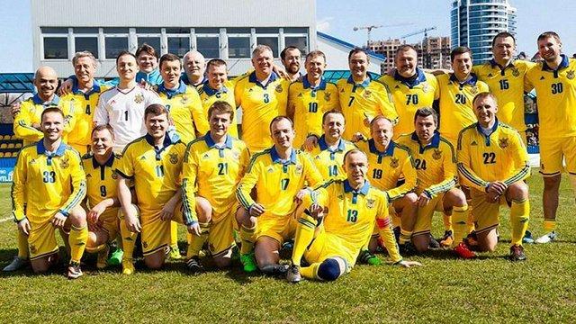 У Верховній Раді офіційно створили «збірну народних депутатів» з футболу