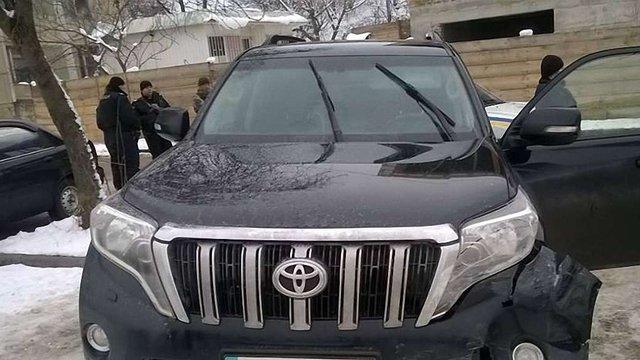 Затриманому за викрадення позашляховика львів'янину призначили ₴141 тис. застави