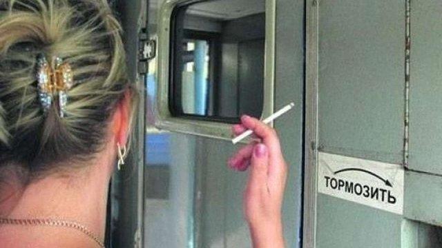 «Укрзалізниця» роздумує над впровадженням вагонів для курців