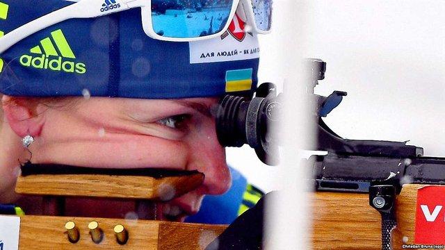 Сьогодні українці змагатимуться на Олімпіаді в біатлоні, лижному та санному спорті