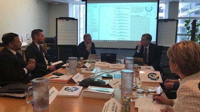 Лілія Гриневич домовилася із Світовим Банком про про експертну допомогу у сфері держзакупівель
