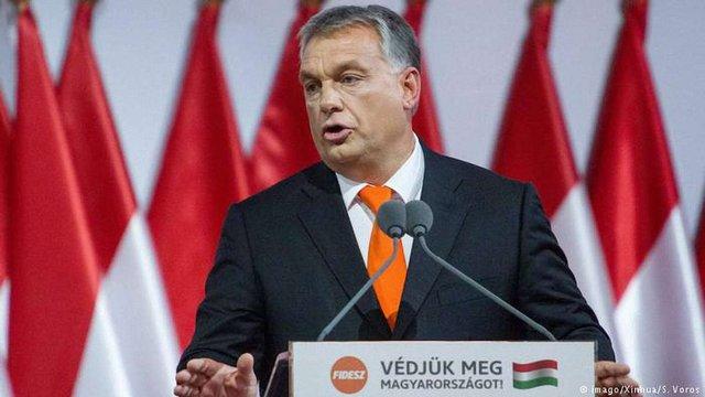 Прем'єр Угорщини оголосив про «завершення ери російської газової монополії»