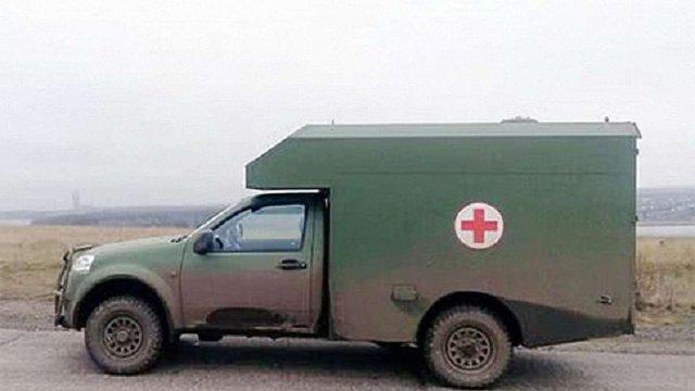 Виробництво санітарних «Богданів» для фронту призупинили після скарг волонтерів, – Міноборони