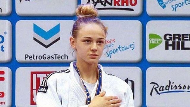 17-річна українка виграла один з найпрестижніших міжнародних турнірів із дзюдо