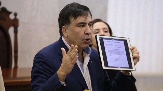 Михеїл Саакашвілі заявив, що його депортують до Польщі
