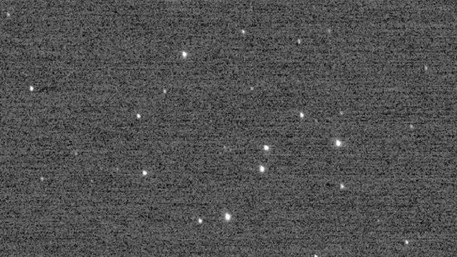 NASA показало космічне фото, зроблене на відстані 6,1 млрд км від Землі