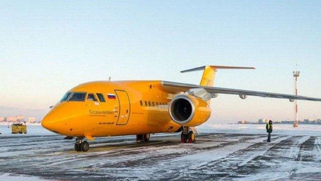 Під Москвою розбився пасажирський літак з 71 пасажиром на борту