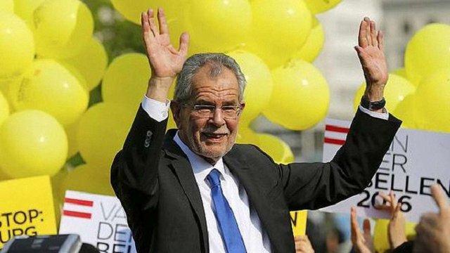 Президент Австрії заявив, що він тепер «трошки українець»