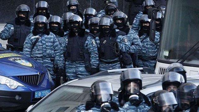 Генпрокуратура оголосила підозри причетним до вбивств правоохоронців на Майдані