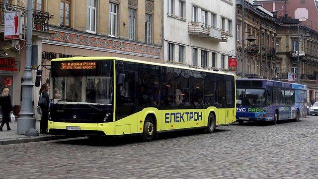 У березні львівська мерія оголосить новий конкурс автобусних перевізників