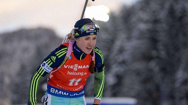 Лідерка збірної України з біатлону Юлія Джима може пропустити третю гонку Олімпіади