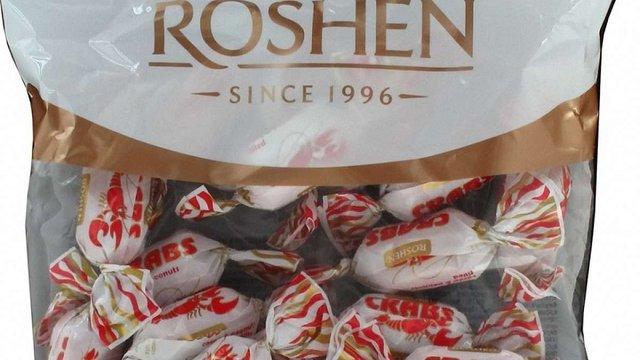 Суд ЄС відхилив позов Roshen до російських кондитерів через етикетку цукерок «Рачки»