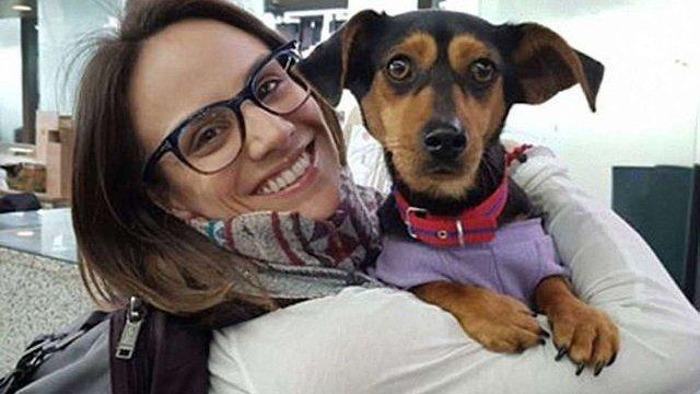Олімпійська чемпіонка у Пхьончхані врятувала двох собак, призначених на забій у ресторані