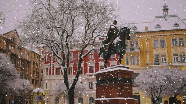 Італійський циклон принесе у Західну Україну рясні снігопади