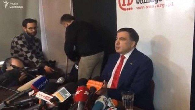 Михеїл Саакашвілі заявив, що хоче повернутися в Україну