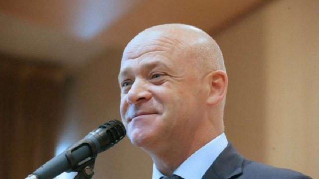 Міського голову Одеси Труханова затримали в аеропорту «Бориспіль»
