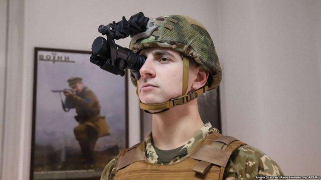 США передали ЗСУ 2,5 тис. приладів нічного бачення