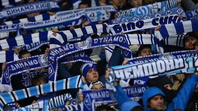 Грецькі анархісти погрожують уболівальникам «Динамо» в Афінах