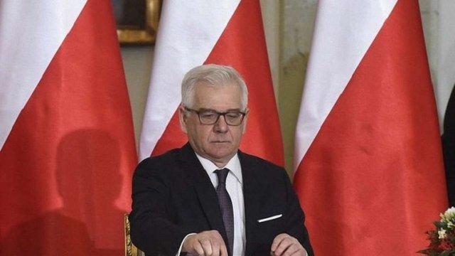 Конституційний суд може врахувати побоювання українців в «історичному» законі, – МЗС Польщі