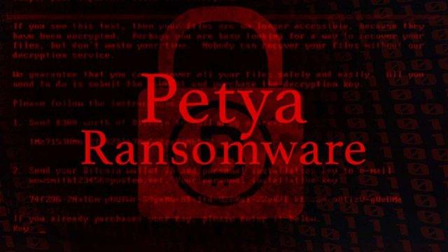 Британія звинуватила Росію в організації атаки вірусу NotPetya проти України