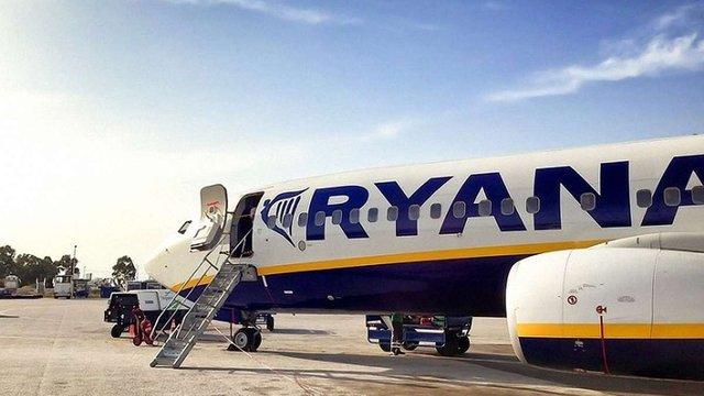 Компанія Ryanair підтвердила наміри щодо виходу на український ринок