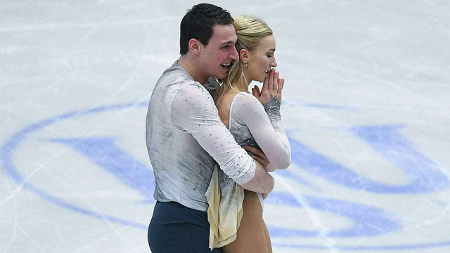 Українська фігуристка принесла олімпійське золото Німеччині