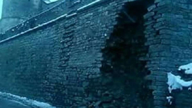 У Кам'янці-Подільському обвалилася частина Старої фортеці
