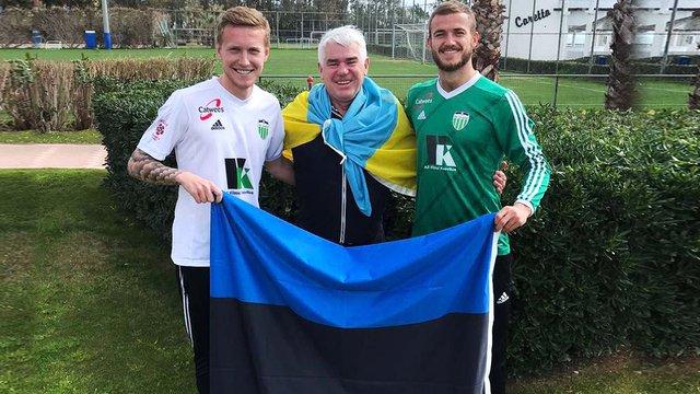 «Карпати» віддали двох гравців в оренду естонському клубу