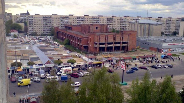 Біля львівського аквапарку планують збудувати торговий комплекс