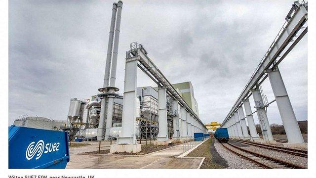 Французька компанія зацікавилася виробництвом енергії зі сміття в Україні