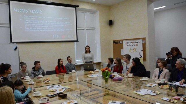У Львові обговорювали подолання негативних стереотипів щодо дітей із закладів опіки
