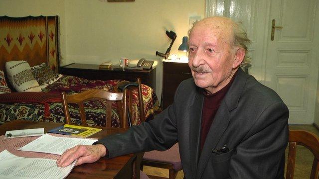«Партизани ОУН вмирали під синьо-жовтим, а не червоно-чорним прапором»